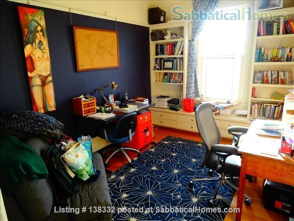 Lovely 3+ BR, 3.5 bath home in San Francisco Home Rental in San Francisco, California, United States 7