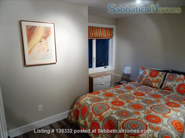 Lovely 3+ BR, 3.5 bath home in San Francisco Home Rental in San Francisco, California, United States 8