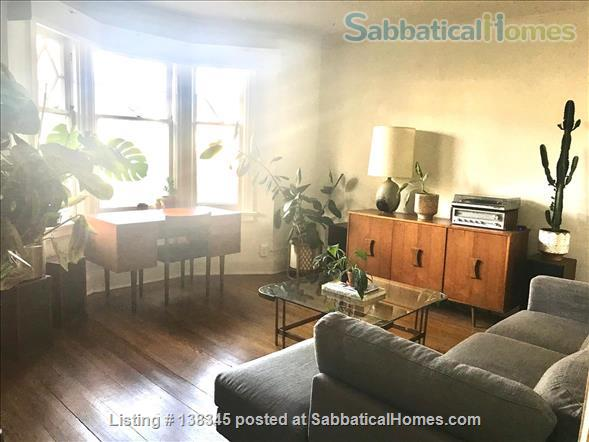 Sunny Bedroom Available in a Bright 2-Floor Apartment Home Rental in Toronto, Ontario, Canada 1