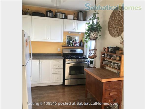 Sunny Bedroom Available in a Bright 2-Floor Apartment Home Rental in Toronto, Ontario, Canada 0