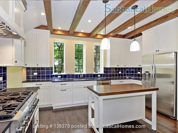 Historic, rehabbed and furnished 4bed/3½bath home near Northwestern Home Rental in Evanston, Illinois, United States 0