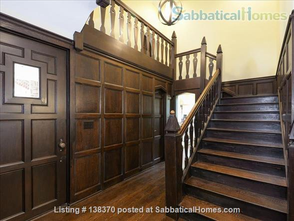 listing image for Historic, rehabbed and furnished 4bed/3½bath home near Northwestern