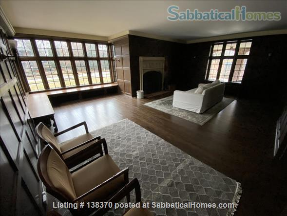 Historic, rehabbed and furnished 4bed/3½bath home near Northwestern Home Rental in Evanston, Illinois, United States 4