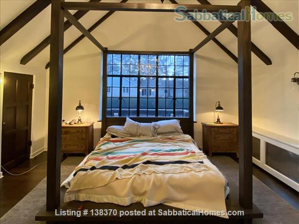 Historic, rehabbed and furnished 4bed/3½bath home near Northwestern Home Rental in Evanston, Illinois, United States 2