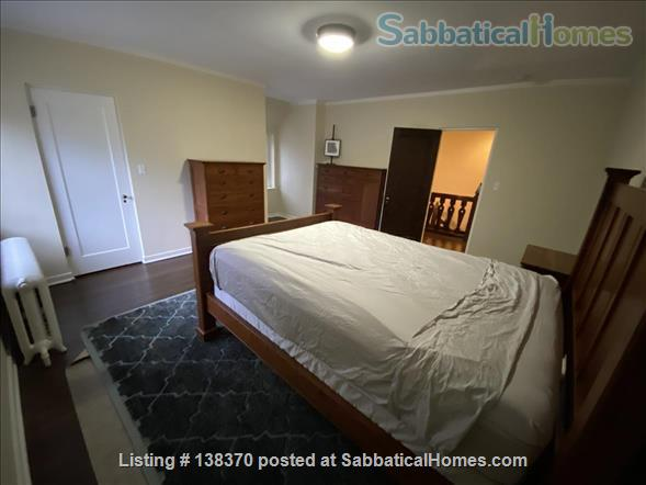 Historic, rehabbed and furnished 4bed/3½bath home near Northwestern Home Rental in Evanston, Illinois, United States 8