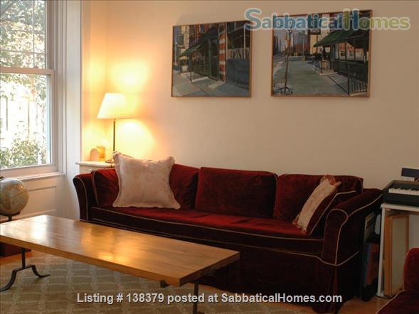 3 bedroom/2 bath home in central Park Slope Home Rental in Kings County, New York, United States 5