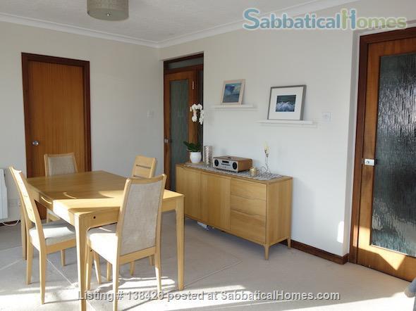 Lovely two bedroom apartment – quiet leafy area, close to Edinburgh universities Home Rental in Edinburgh, Scotland, United Kingdom 2