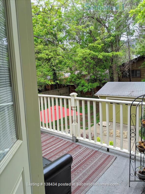 FURNISHED MAPLETON HILL RENTAL Home Rental in Boulder, Colorado, United States 8
