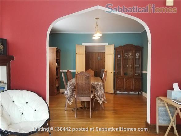 Charming Light Filled Home Near Campus Home Rental in South Bend, Indiana, United States 0