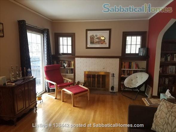 Charming Light Filled Home Near Campus Home Rental in South Bend, Indiana, United States 6