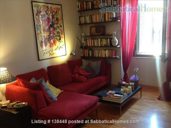 Apartment for rent in Rome Home Rental in Roma, Lazio, Italy 1