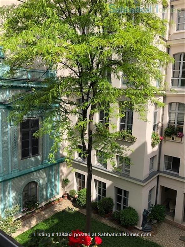 Rare in the heart of the Marais Home Rental in Paris, Île-de-France, France 1