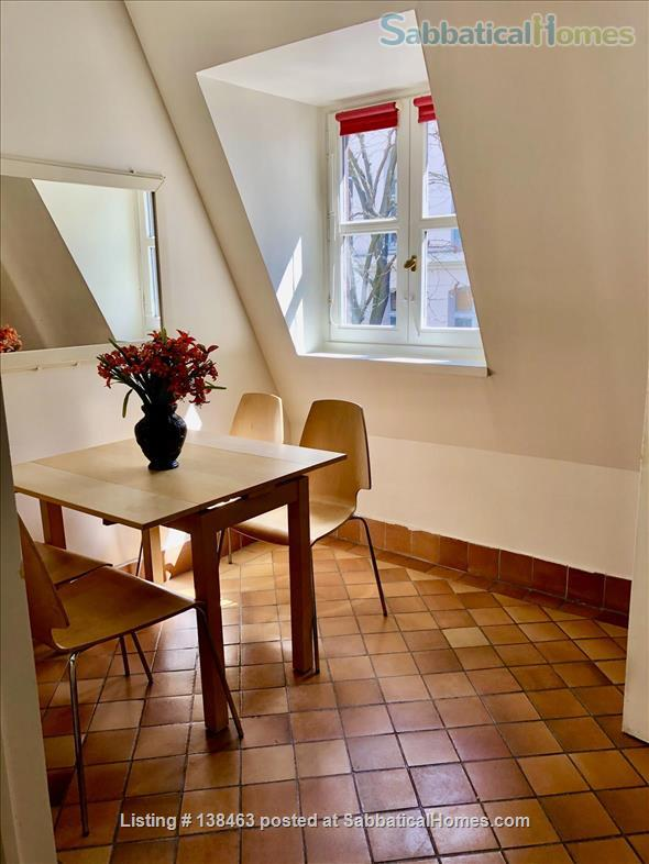 Rare in the heart of the Marais Home Rental in Paris, Île-de-France, France 3