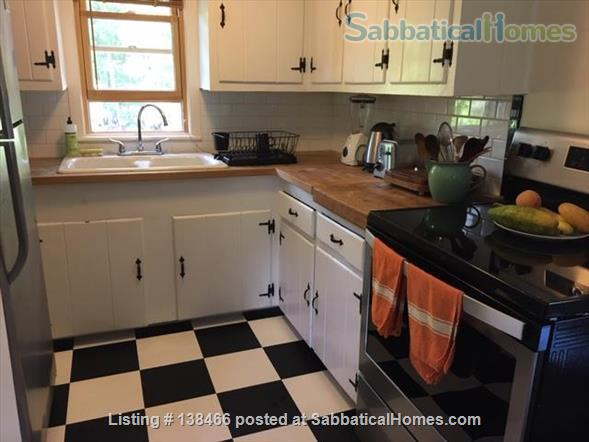 Charming 19th-Century Cottage on Stream Home Rental in Saugerties, New York, United States 2