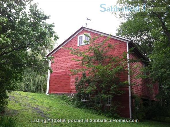 Charming 19th-Century Cottage on Stream Home Rental in Saugerties, New York, United States 8