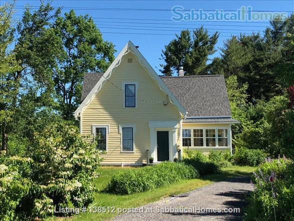 Beautiful Country Home near Cornell, Ithaca College, HWS Home Rental in Trumansburg, New York, United States 1