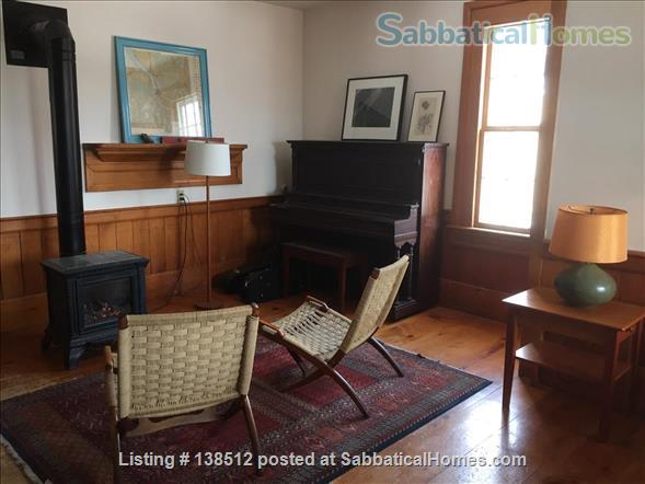 Beautiful Country Home near Cornell, Ithaca College, HWS Home Rental in Trumansburg, New York, United States 0