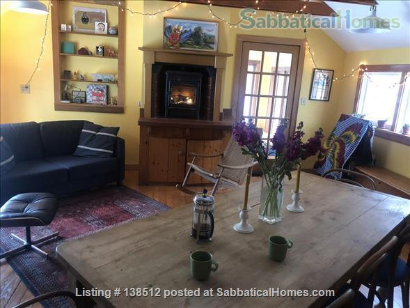 Beautiful Country Home near Cornell, Ithaca College, HWS Home Rental in Trumansburg, New York, United States 3