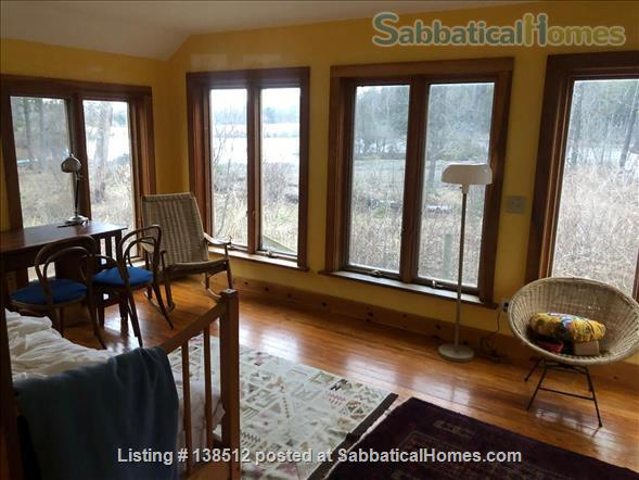 Beautiful Country Home near Cornell, Ithaca College, HWS Home Rental in Trumansburg, New York, United States 5