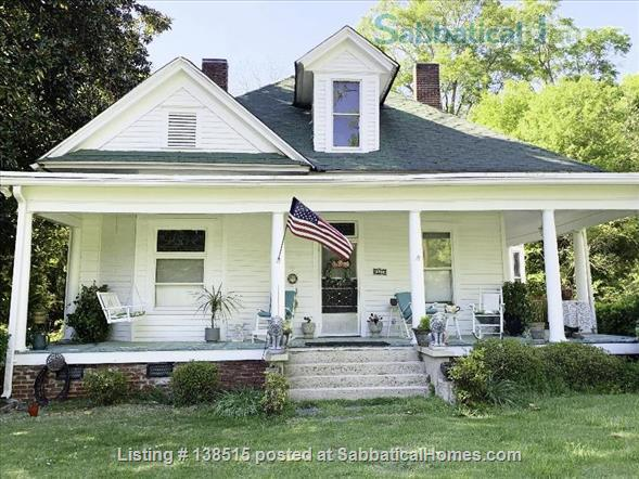 Historic Norcross Georgia: Step into Tranquility- Covid-19 Compliant Home Rental in Norcross, Georgia, United States 1