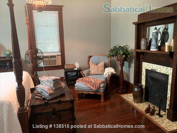 Historic Norcross Georgia: Step into Tranquility- Covid-19 Compliant Home Rental in Norcross, Georgia, United States 3