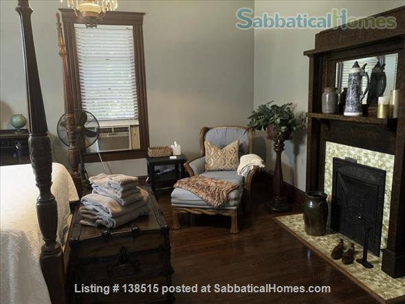 Historic Norcross Georgia: Step into Tranquility- Covid-19 Compliant Home Rental in Norcross, Georgia, United States 5