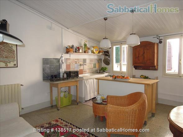 Live the Florentine Esprit in Santa Croce Home Rental in Florence, Toscana, Italy 5