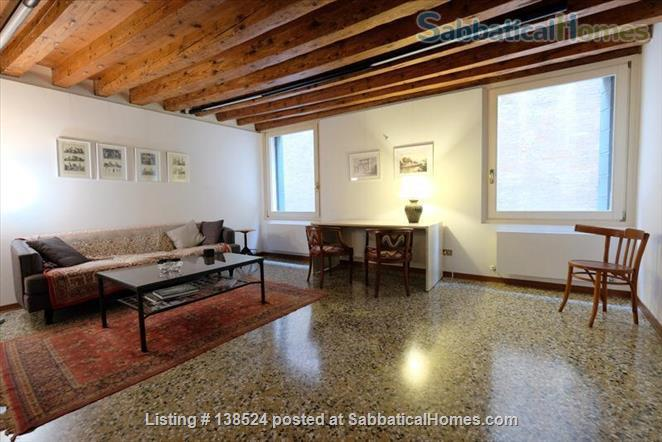 Silent apartement in the heart of Venice Home Rental in Venice, Veneto, Italy 0