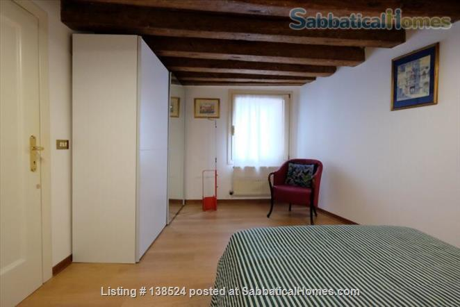 Silent apartement in the heart of Venice Home Rental in Venice, Veneto, Italy 5
