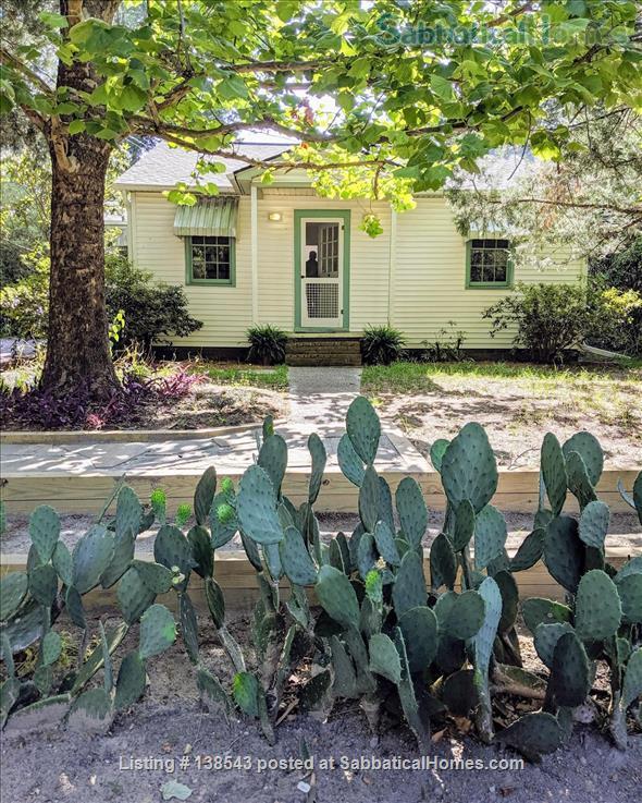 Charleston Cactus Cottage Home Rental in Charleston, South Carolina, United States 1