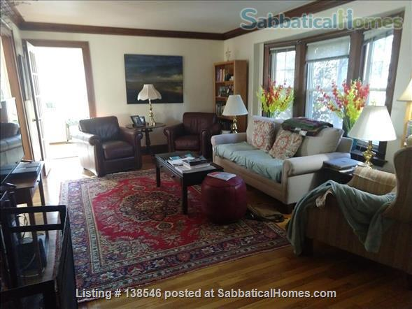 Beautiful Room on Bus Line Direct to Harvard Square Home Rental in Watertown, Massachusetts, United States 3