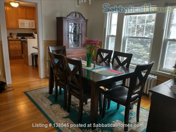 Beautiful Room on Bus Line Direct to Harvard Square Home Rental in Watertown, Massachusetts, United States 5