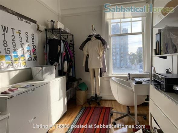 Beautiful Character Apartment in South Granville/Kitsilano Home Rental in Vancouver, British Columbia, Canada 6