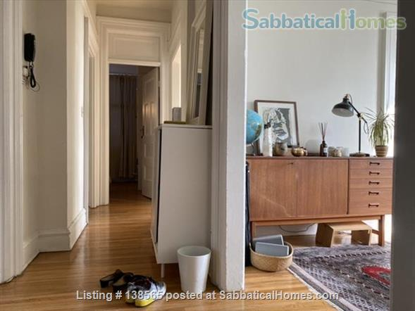 Beautiful Character Apartment in South Granville/Kitsilano Home Rental in Vancouver, British Columbia, Canada 5