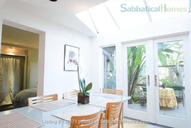 BEAUTIFUL GARDEN APARTMENT IN VICTORIAN HOME Home Rental in San Francisco, California, United States 1