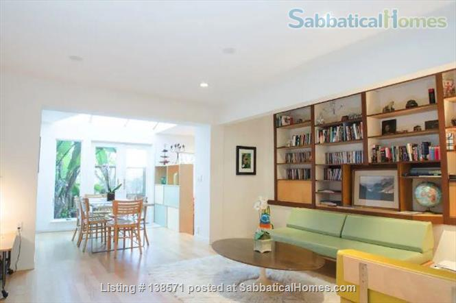 BEAUTIFUL GARDEN APARTMENT IN VICTORIAN HOME Home Rental in San Francisco, California, United States 2