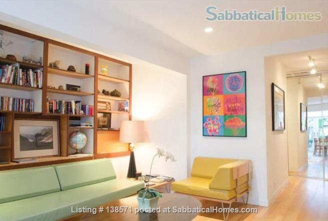 BEAUTIFUL GARDEN APARTMENT IN VICTORIAN HOME Home Rental in San Francisco, California, United States 3