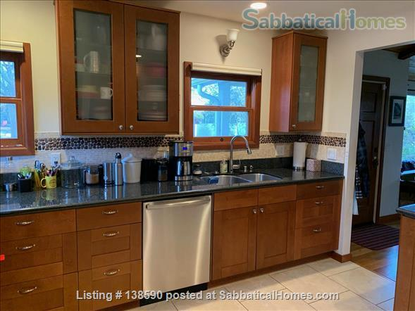 4 BR family home, near beach, UCSC, and downtown Santa Cruz Home Rental in Santa Cruz, California, United States 0