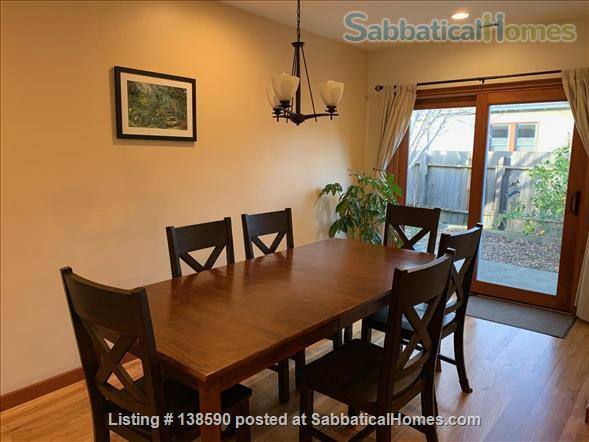 4 BR family home, near beach, UCSC, and downtown Santa Cruz Home Rental in Santa Cruz, California, United States 4