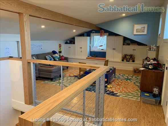 4 BR family home, near beach, UCSC, and downtown Santa Cruz Home Rental in Santa Cruz, California, United States 7