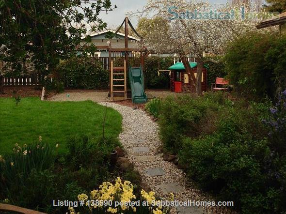 4 BR family home, near beach, UCSC, and downtown Santa Cruz Home Rental in Santa Cruz, California, United States 8