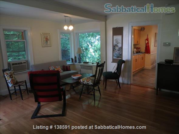 Beautiful 3 BDR, 2 bath, Brookline (Coolidge Corner) Home Rental in Brookline, Massachusetts, United States 1