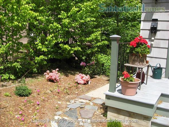 Beautiful 3 BDR, 2 bath, Brookline (Coolidge Corner) Home Rental in Brookline, Massachusetts, United States 4