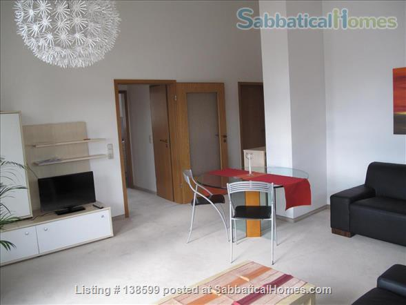 2 bedroom appartment, close to Frakfurt and European Central Bank Home Rental in Frankfurt am Main, HE, Germany 1
