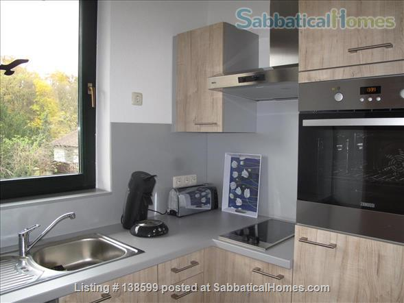 2 bedroom appartment, close to Frakfurt and European Central Bank Home Rental in Frankfurt am Main, HE, Germany 6