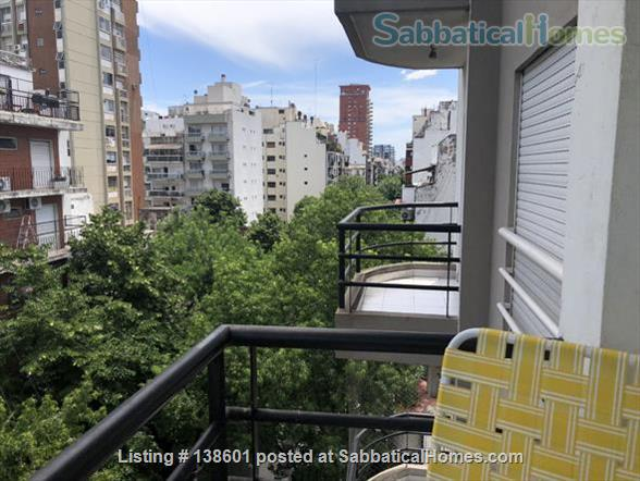 Luminous two bedroom apartment with  two bathrooms and two balconies Home Rental in Comuna 14, Buenos Aires, Argentina 5