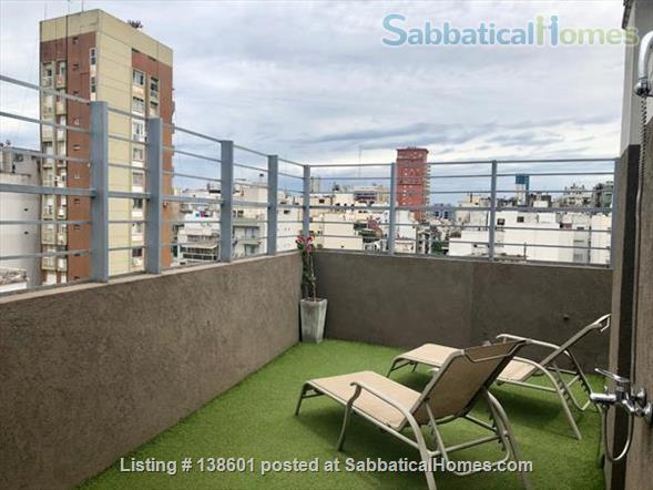 Luminous two bedroom apartment with  two bathrooms and two balconies Home Rental in Comuna 14, Buenos Aires, Argentina 7