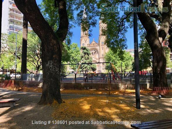 Luminous two bedroom apartment with  two bathrooms and two balconies Home Rental in Comuna 14, Buenos Aires, Argentina 8