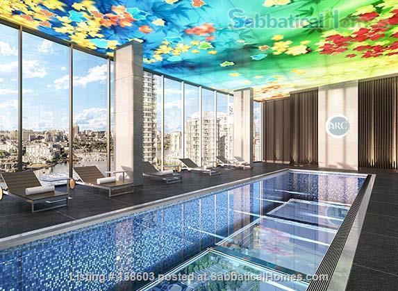 Modern 1-br Condo in Yaletown, Downtown Vancouver, Iconic 2019 Building Home Rental in Vancouver, British Columbia, Canada 4