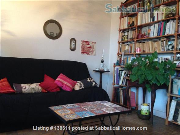 4 rooms appartment with 2 bedrooms nearby the bois de vincennes, bord de marne Home Rental in Maisons-Alfort, IDF, France 1